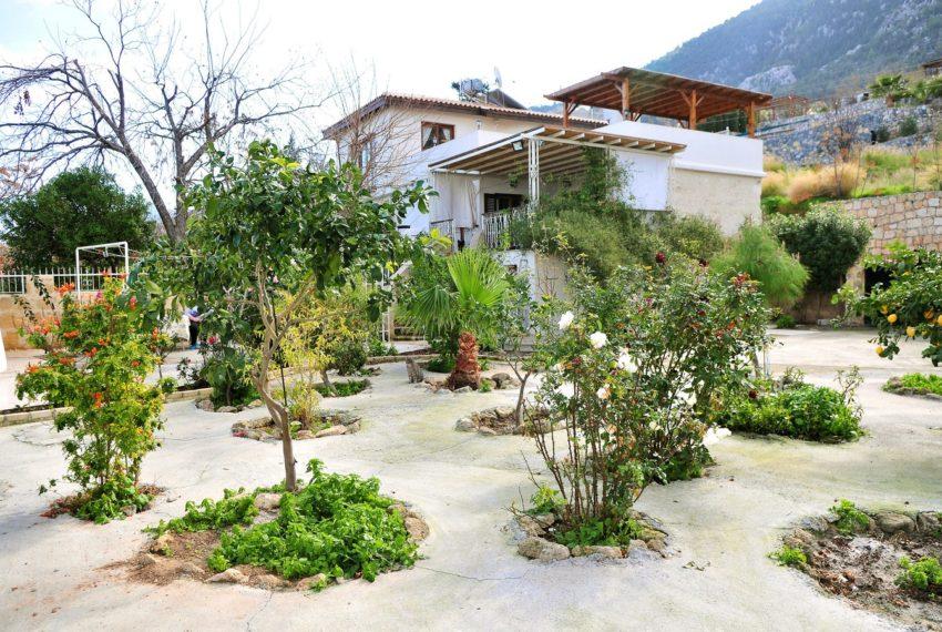 Дом в Лапте на Северном Кипре.