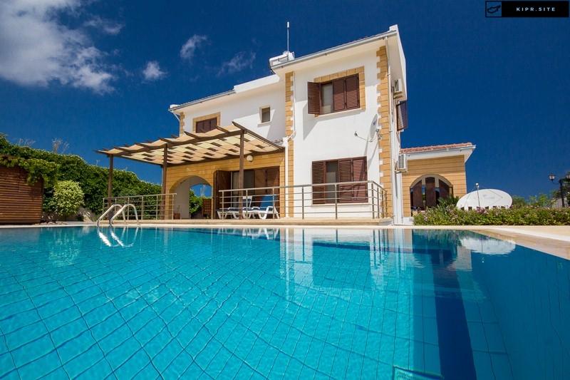 Роскошная недвижимость на Северном Кипре.