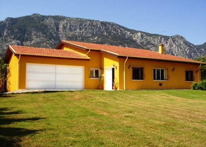 Бунгало в Лапте на Северном Кипре.