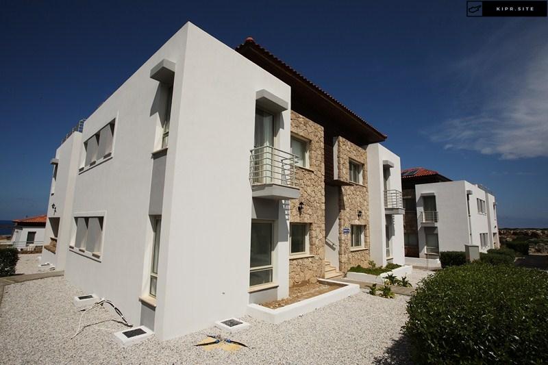 Трехкомнатный пентхаус с современным дизайном на Северном Кипре