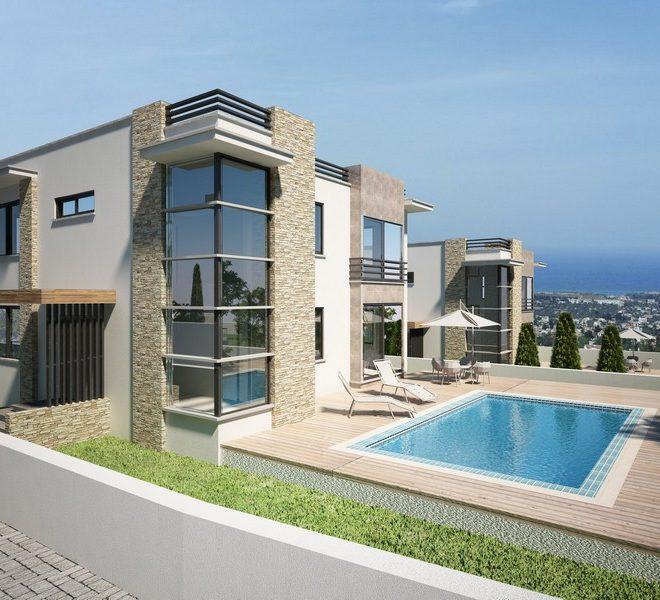 Жилой инфраструктурный проект будет уютно размещен в кипрском Зейтинлике на Северном Кипре.