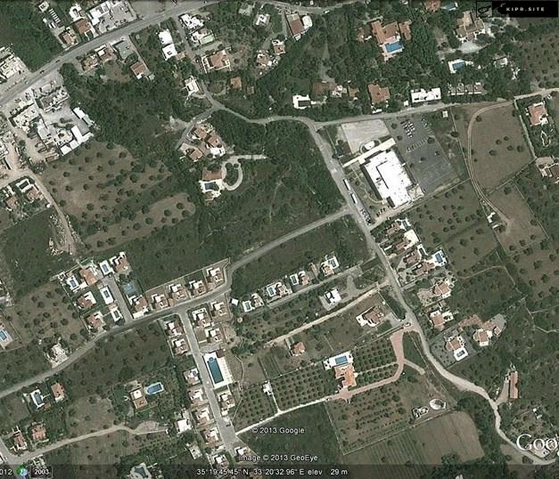 Земля в Каракуме на Северном Кипре