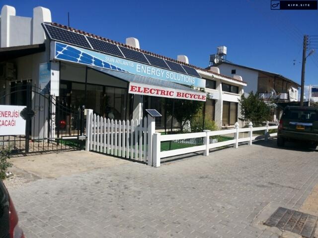 Офис в аренду на Северном Кипре.