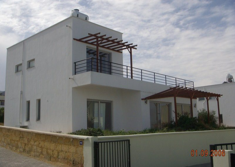 Вилла в Бахчели на Северном Кипре.