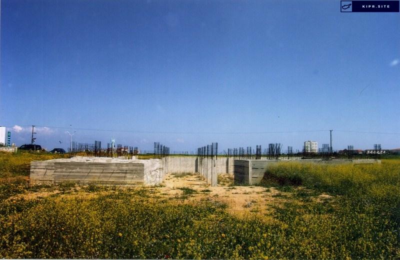 Инвест проект под квартирный комплекс на Северном Кипре