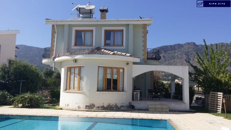 Вилла в турецком стиле только на Северном Кипре.