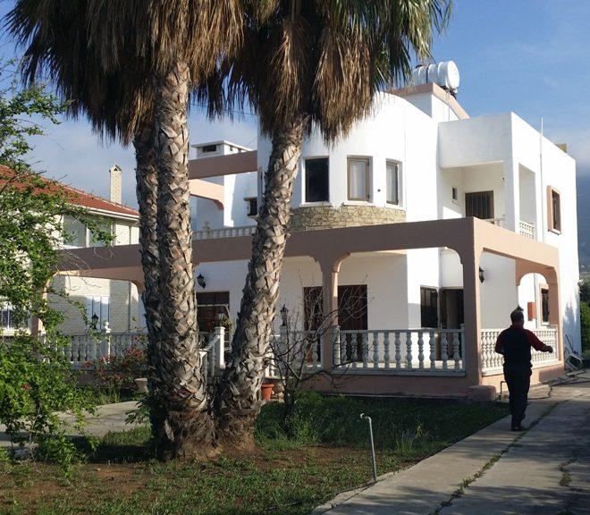Вилла в Каракуме на Северном Кипре.