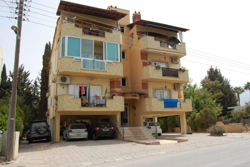 Просторный и очень презентабельный пентхаус на Северном Кипре.