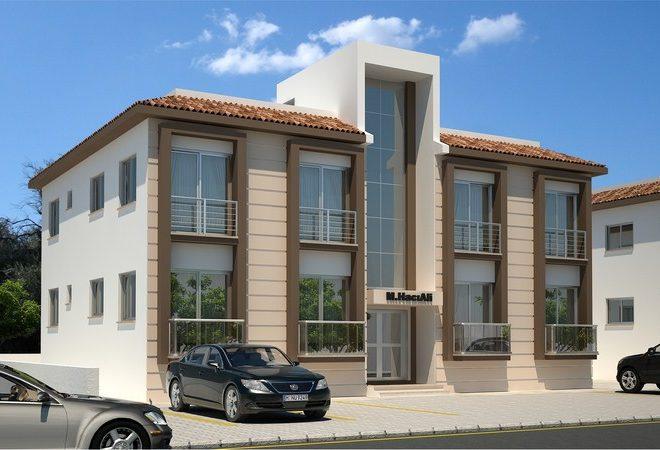 Квартиры на Северном Кипре с площадью 80 кв.м