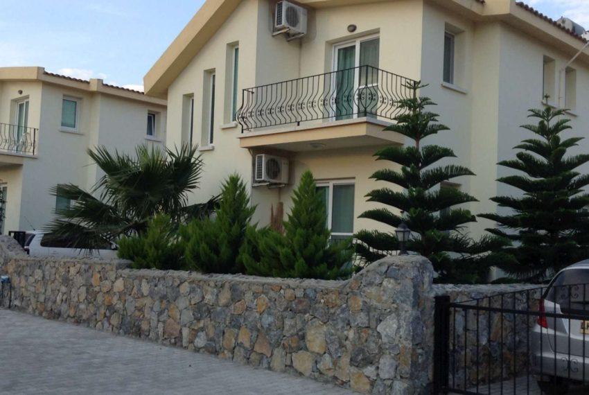 Вилла в 10 минутах пешком от моря на Северном Кипре.