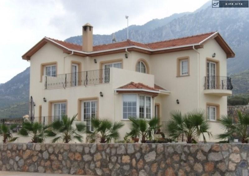 Просторная и современная вилла на Северном Кипре.