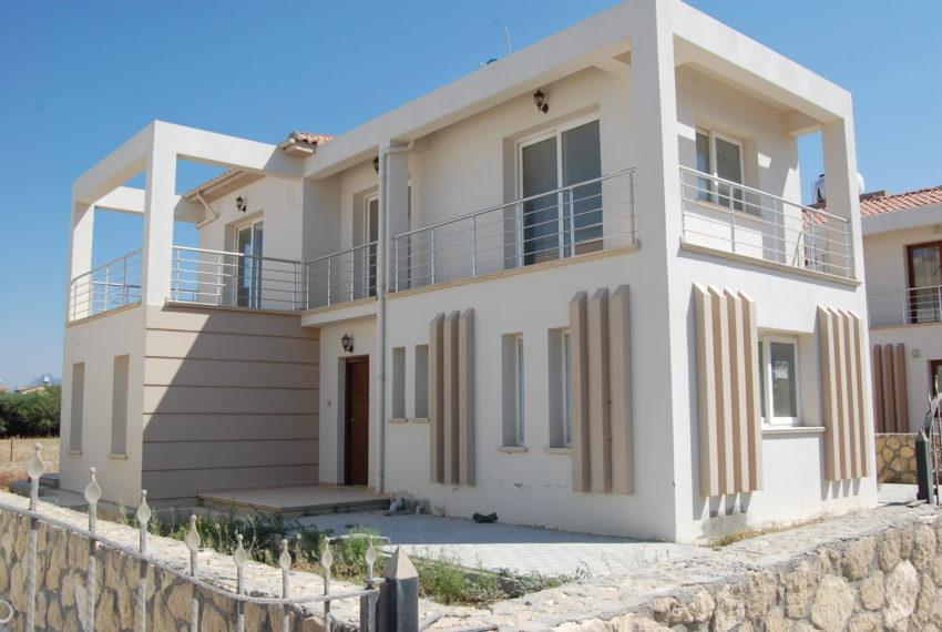 Совершенно новая вилла на Северном Кипре.