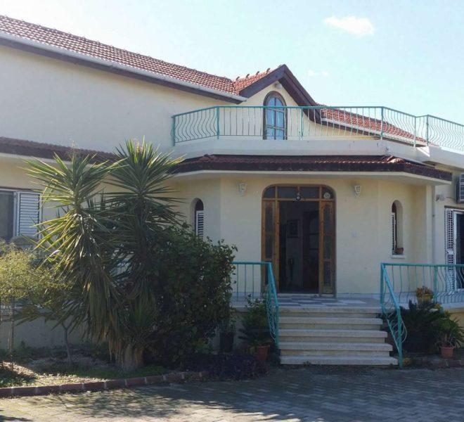 Дом в районе Лапты на Северном Кипре.