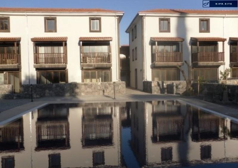 Апартаменты на Северном Кипре с одной, двумя или тремя спальными комнатами