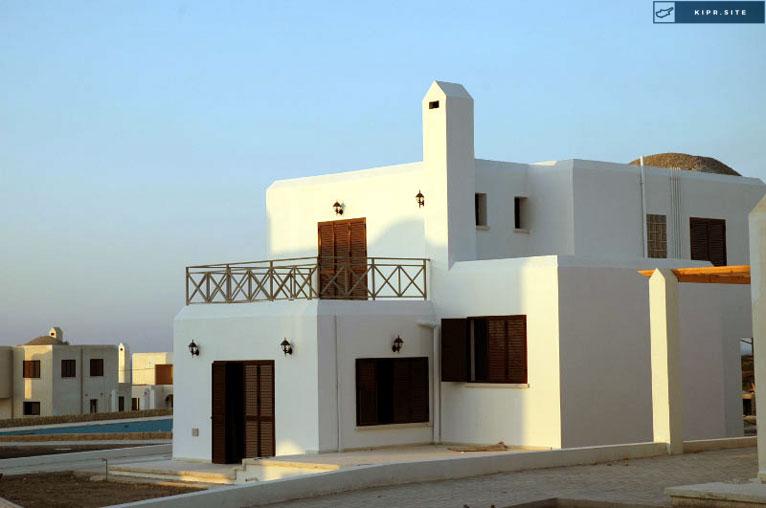 Уникальный комплекс таун-хаусов и отдельно стоящих вилл на Северном Кипре.