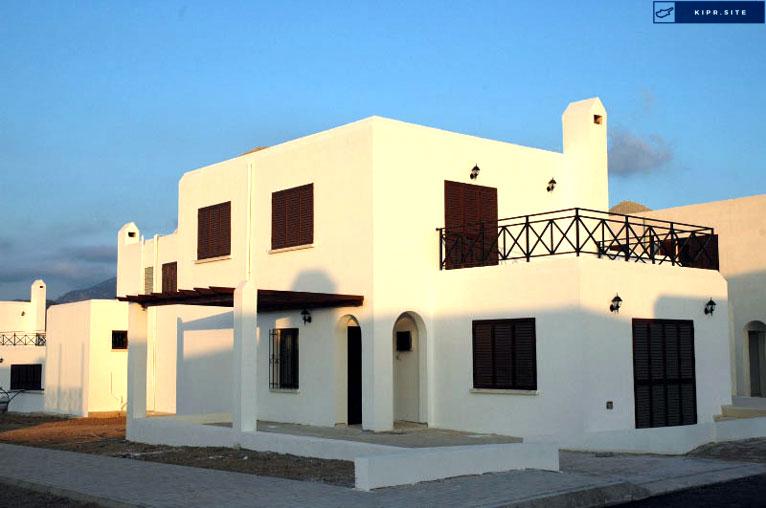 Уникальный комплекс таун-хаусов на Северном Кипре.
