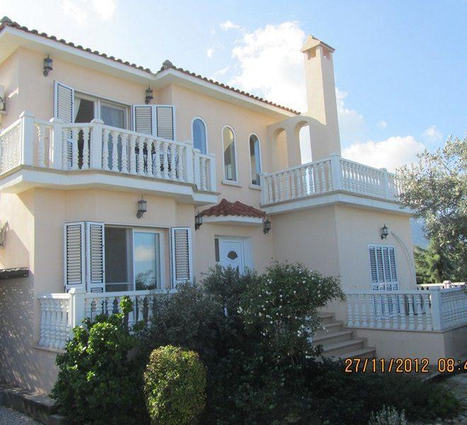 Дом в тихом месте на Северном Кипре.