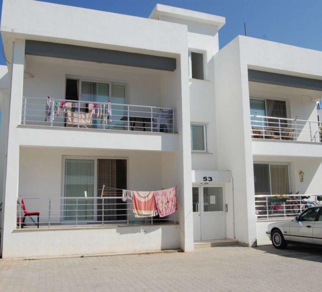 Просторные и привлекательные апартаменты на Северном Кипре.