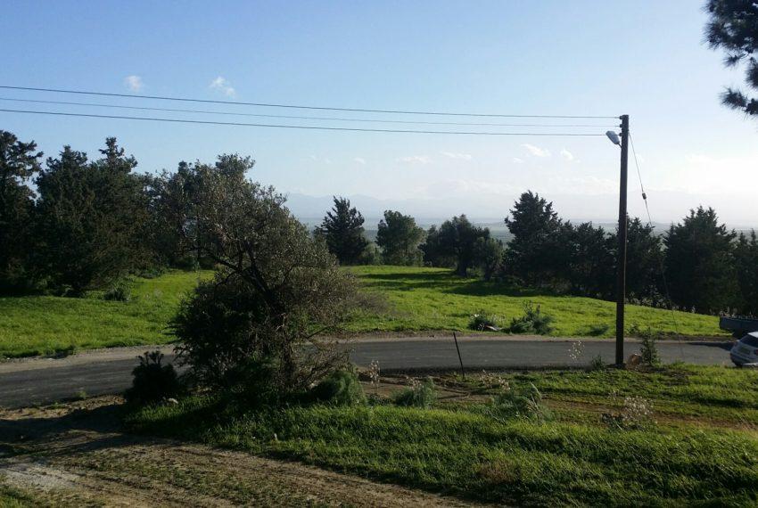 На Северном Кипре Земля готова к застройке.