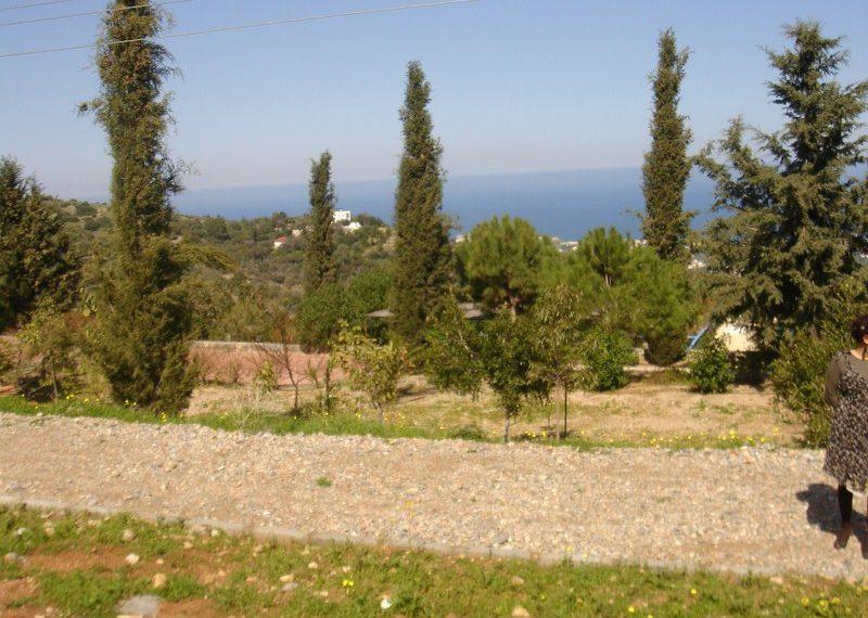 Идеальное место для строительства на Северном Кипре.