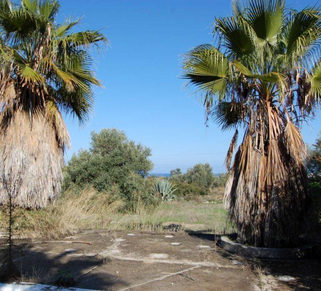 Лучшее предложение о покупке земельного участка в Кирении на Северном Кипре.