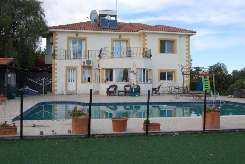 Прекрасный семейный дом на Северном Кипре