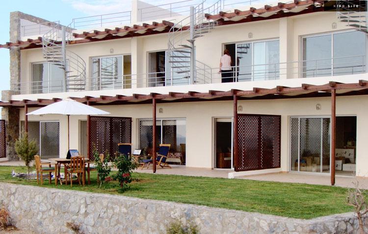 PALM BAY VIEW - это курортный кондоминиум, состоящий из 90 апартаментов с садами и пентхаусами на Северном Кипре.