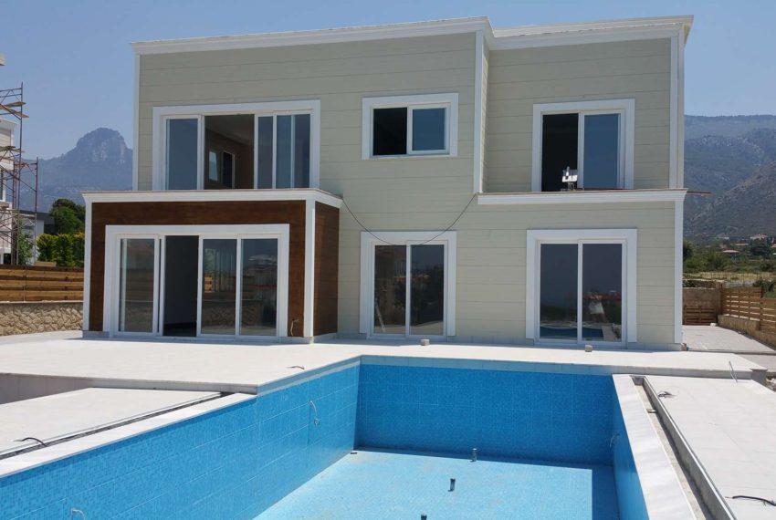Идеальный семейный дом в Чаталкёе на Северном Кипре.