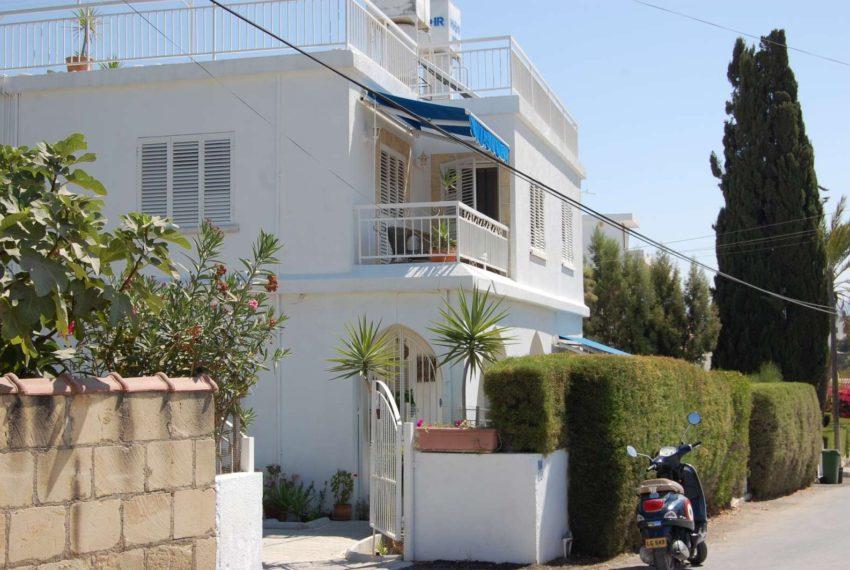 Отремонтированная традиционная вилла в самом центре на Северном Кипре.