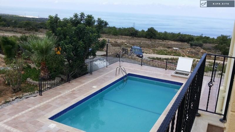 Жилой комплекс на Северном Кипре.