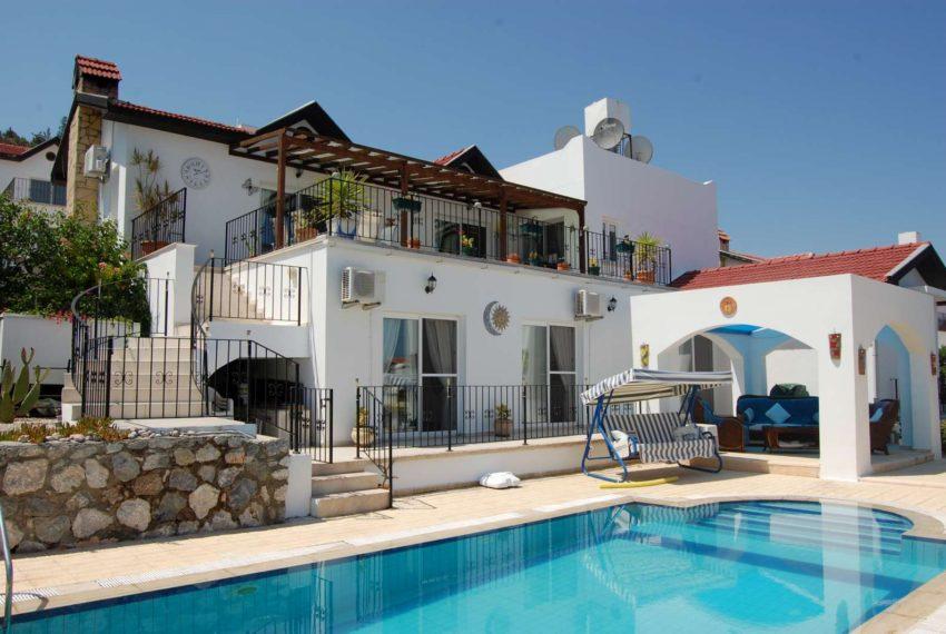 Вилла в отличном состояни на Северном Кипре.