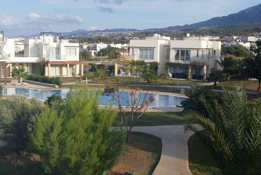 Квартира в комплексе на в Северном Кипре.