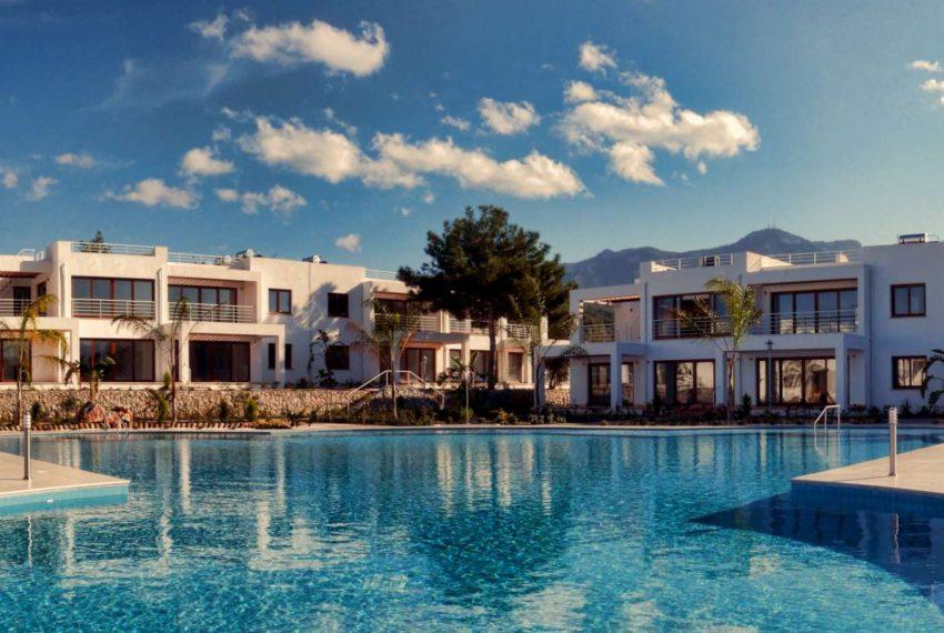 Квартира для уютного семейного отдыха на Северном Кипре.