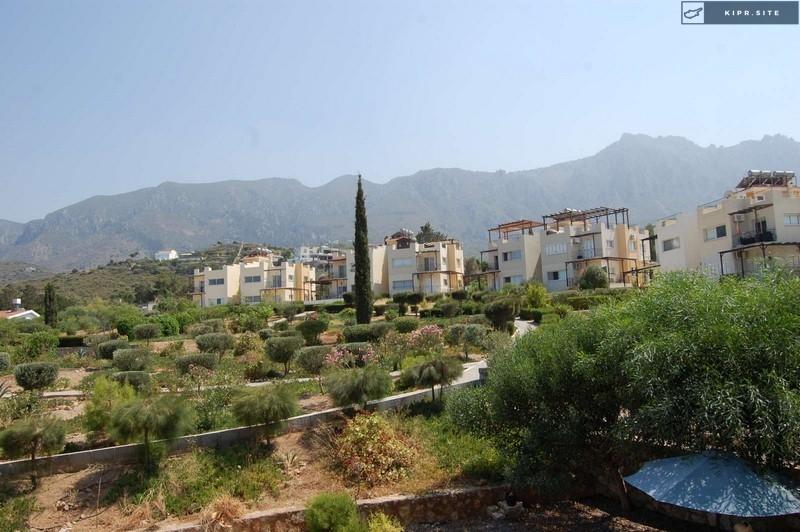 Полностью меблированная квартира в пентхаусе на Северном Кипре.