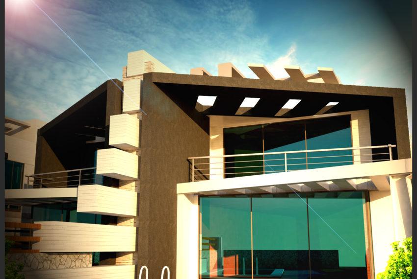 Виллы с 3 спальнями на Северном Кипре