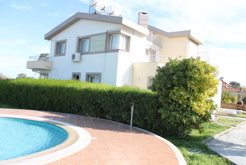 Апартаменты на Северном Кипре в Karaoglanoglu 95м2