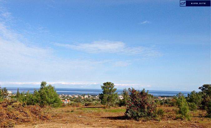 Участок с разрешением под строительство отеля на Северном Кипре