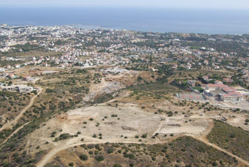 Участок популярном районе Беллапаиса на Северном Кипре!
