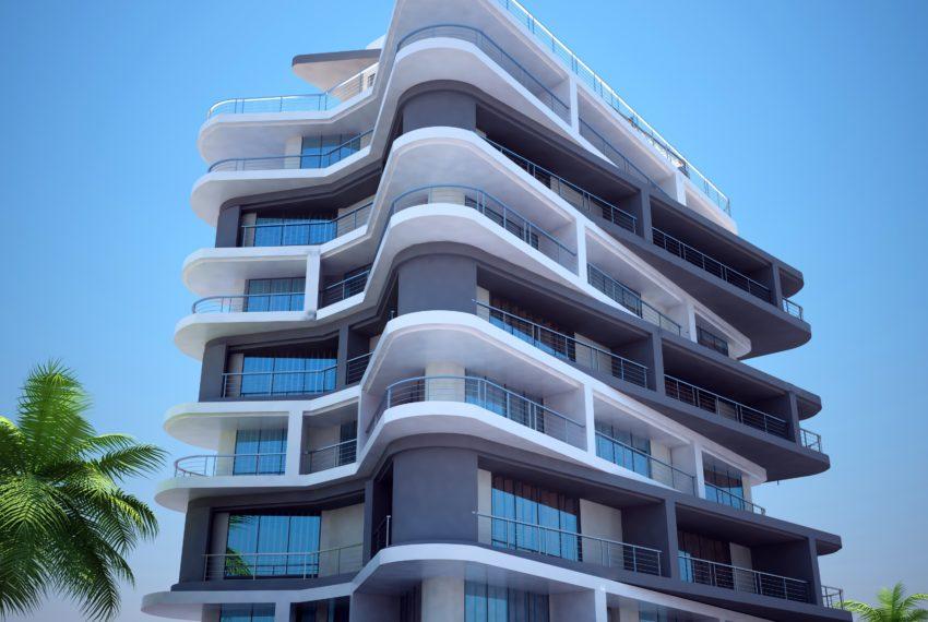 Роскошные апартаменты в Кирении