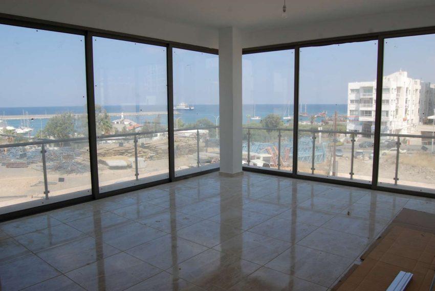 Элегантная квартира с потрясающем видом на новую гавань